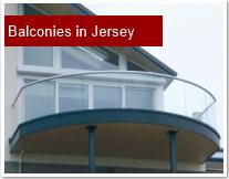 Balconies in Jersey