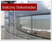 Balcony Balusrading