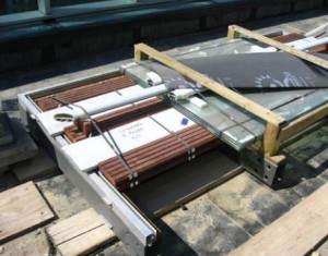 flat packing of glass balustrades