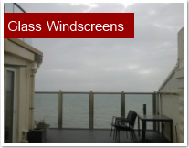 glass windscreens
