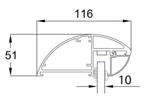 handrail system 2