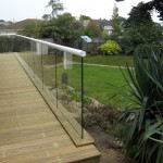 structural glass balustrade Jersey, Channel Islands