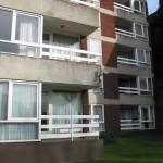 balconies before renovation