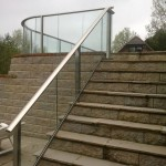 glass balcony balustrade 18