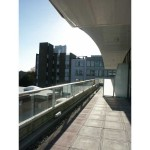 glass balcony terrace streatham
