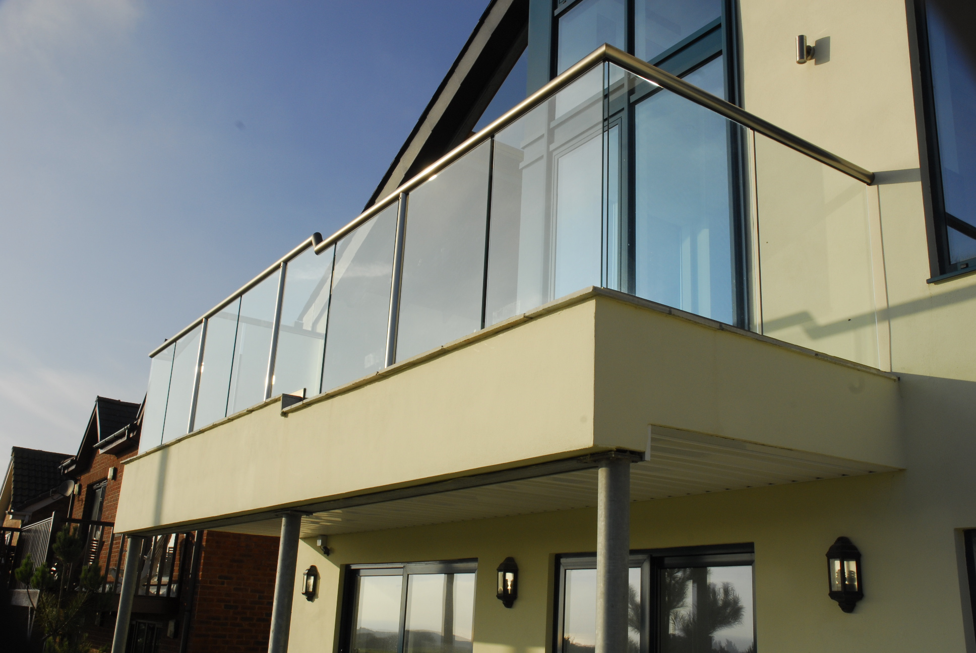 Balcony Balustrades Balcony Railings Glass Balcony Glass Balustrades