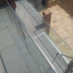 semi frameless glass balustrades