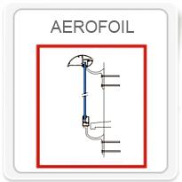 aerofoil juliet balcony