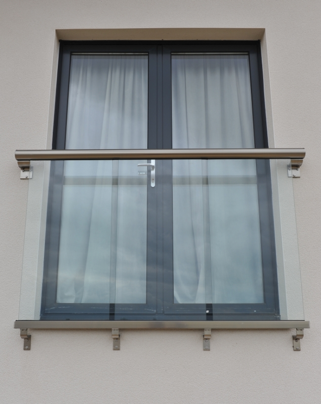 Glass Juliet Balcony Juliet Balconies Glass Balustrades