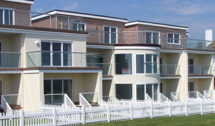 curved glass balustrades northampton