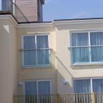 juliet balconies in south England