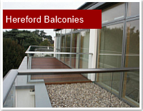 Hereford Balconies