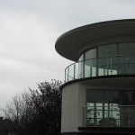 curved balcony warrington