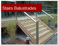 Stairs Balustrades