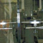 displacement of each balustrades component