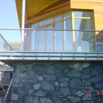 glass balustrade Ireland